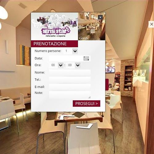 prezzo realizzazione virtual tour interattivo