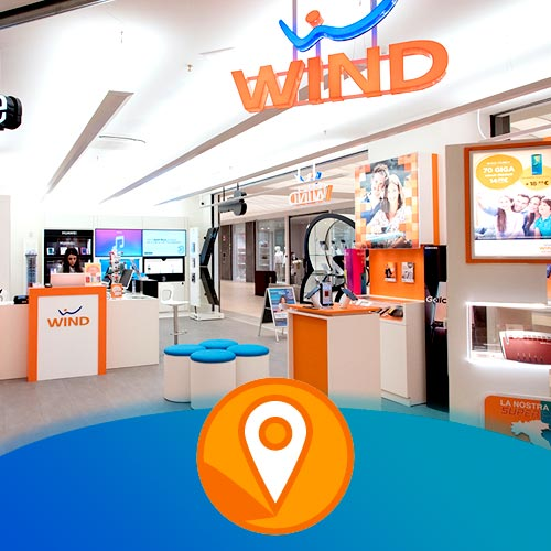 realizzazione virtual tour vercelli negozio wind